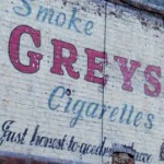 Celebrating 'ghost sign' advertising boards