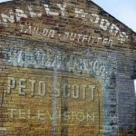 England's ghost signs: Are old fashioned painted adverts making a comeback?