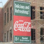 Coca-Cola ghost sign gets new life in Johnson City