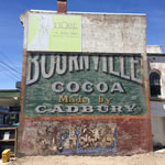 Bournville Cocoa | Malvern Ghost Sign