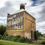 Bacchus Marsh Ghost Sign