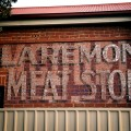 Adelaide's Fading Brick Signs