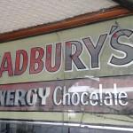 Cadbury Ghost Sign