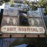 The Suit Hospital   Albert Park Sign